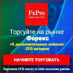 Торговать в FxPro